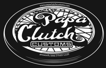 Papa Clutch Customs