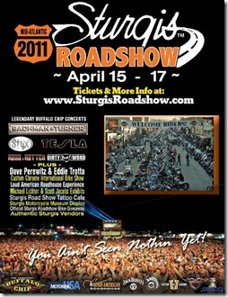 sturgis road show