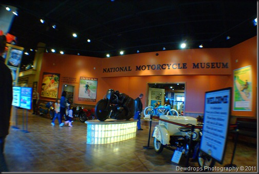 National Motorcycle Museum 2011-1