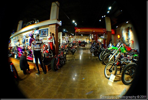 National Motorcycle Museum 2011-2